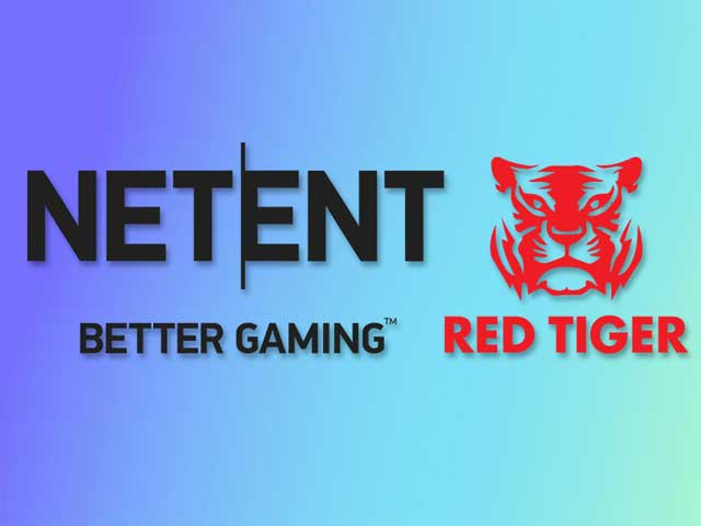 NetEnt übernimmt Red Tiger Gaming