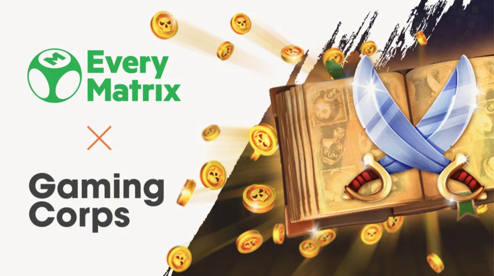 EveryMatrix 与 Gaming Crops 达成技术合作协议