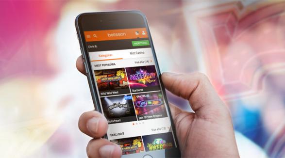 Cassinos Online para jogar no Celular