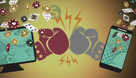 Desktop vs Mobile Casinos: Which is best?