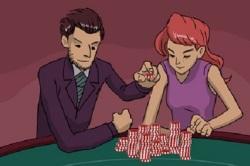 男性和女性赌客在网上娱乐场里的主要区别