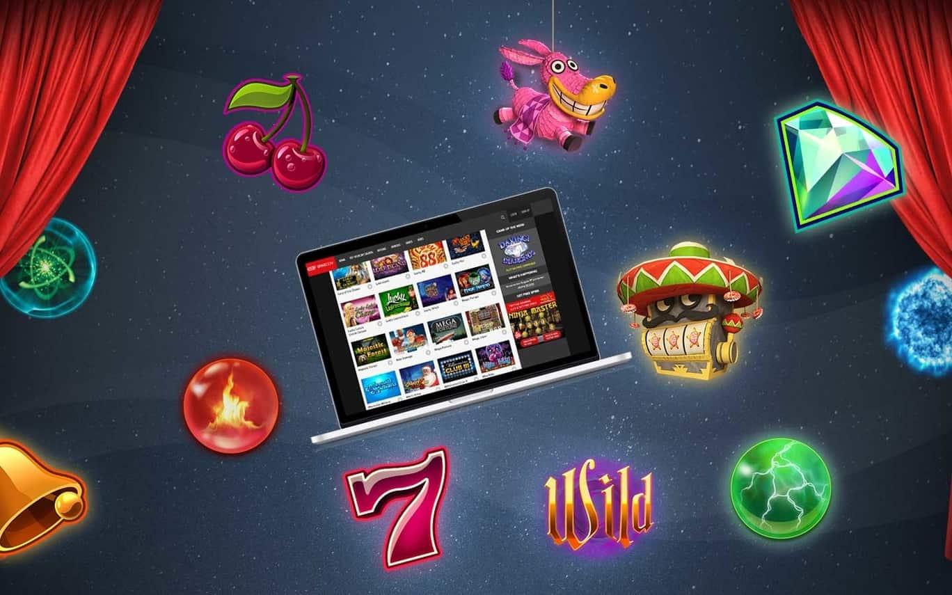 В Spinroom Вы найдете лучшие бесплатные онлайн-слоты!