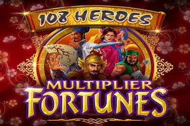 108 Heroes: Multiplier Fortunes