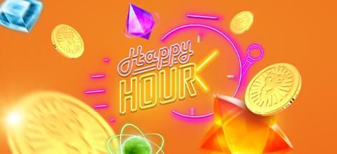 Happy Hour joka tiistai ja keskiviikko!