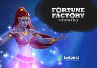 BETZEST和娱乐场供应商Fortune Factory Studios™携手合作,高端线上娱乐场内容再升级