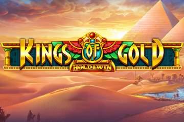 iSoftBet发行视频老虎机游戏Kings of Gold