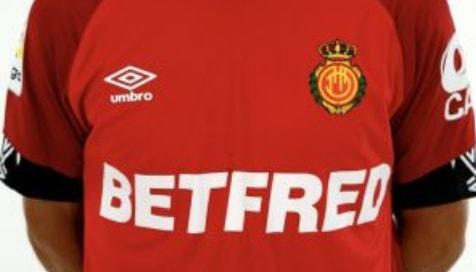 Betfred se convierte en patrocinador oficial del Mallorca