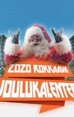 Slotty Vegas joulukalenteri