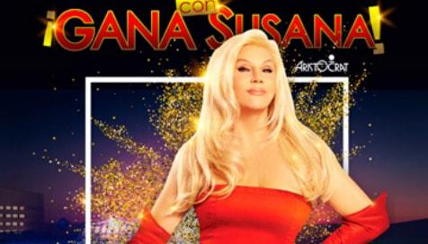 'Gana con Susana' llega al Casino Buenos Aires