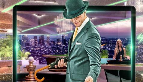 Kokeile Mr Greenin uutta live-ympäristöä ja osallistu kisaan