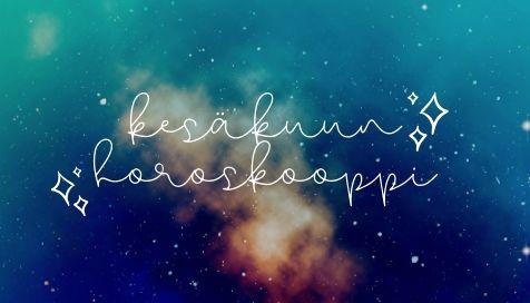 Kesäkuun horoskooppi - lue tähtimerkkien ennustukset tulevalle