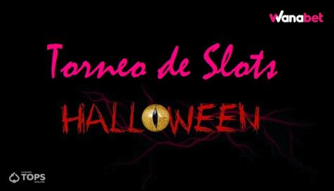 Wanabet reparte 2.500€ en su Torneo de Halloween
