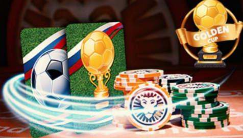 Pelaa blackjackia livenä ja voita jalkapalloaiheisia palkintoja