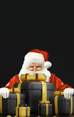 Joulukuussa päivittäinen joulutarjous VIPs Casinolta