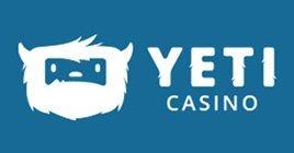 Mahtava cashback bonus Yeti Casinolla!