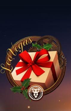 LeoVegasin joulukalenteri