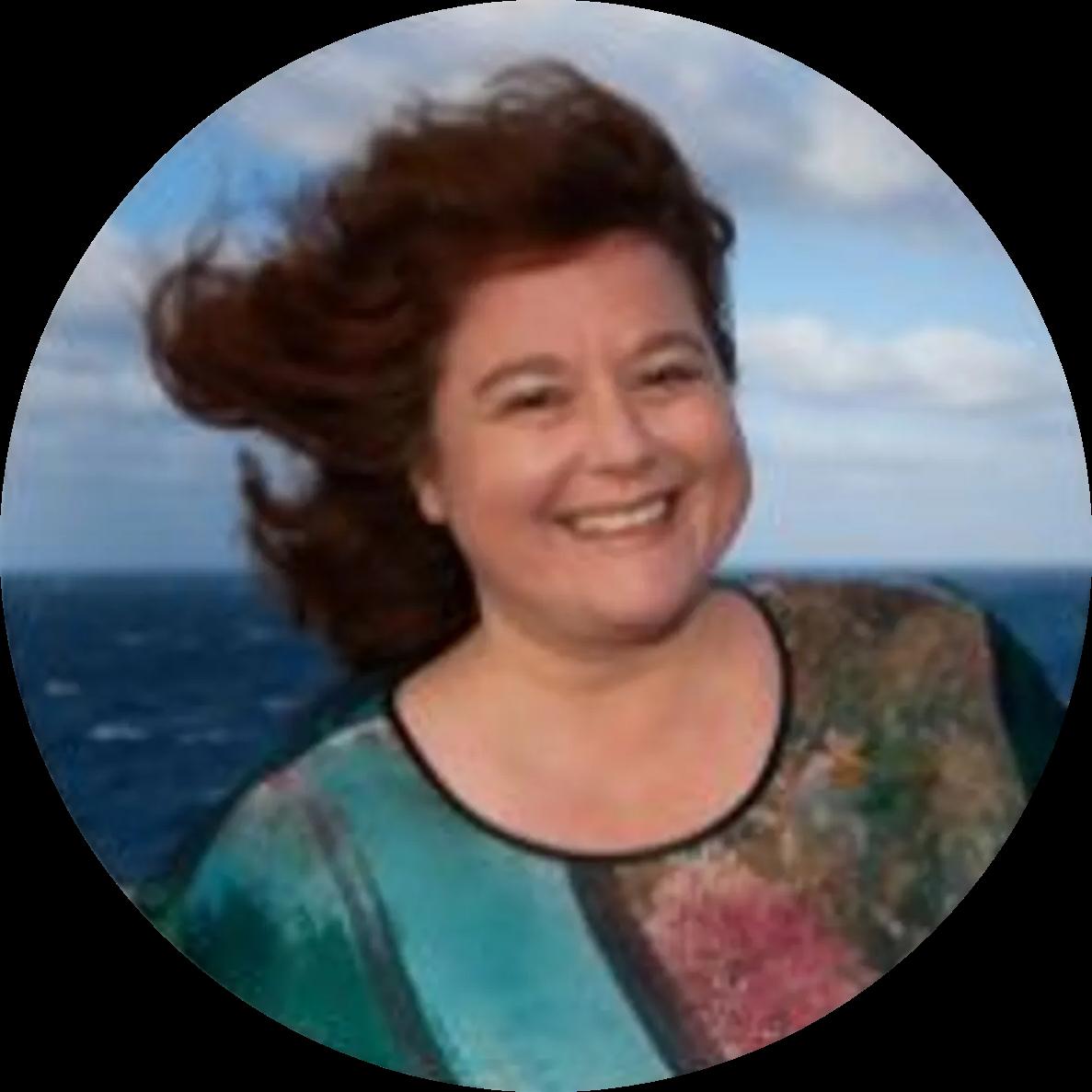 Petra Zeitz - Líder da equipe de conteúdo