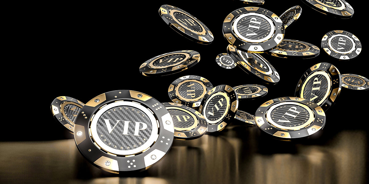 TOP 5 online casinos with VIP programs