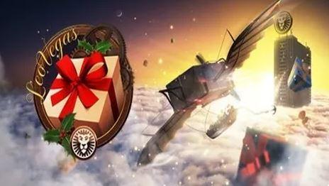 【レオベガス】ジャングル・クリスマスキャンペーン