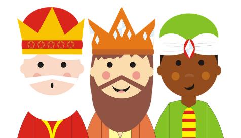 Celebra los Reyes Magos en Marca Apuestas