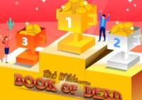 Casinobud – Book of Dead -ilmaiskierrosjahti