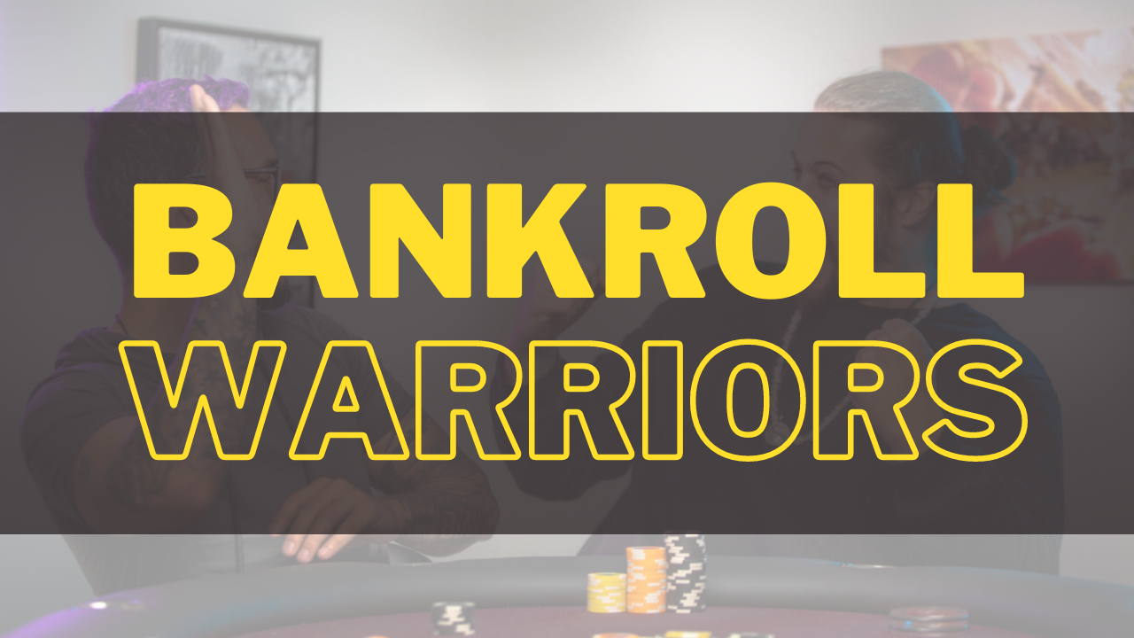 New Series of Podcasts by Our Very Own Bankroll Warriors!