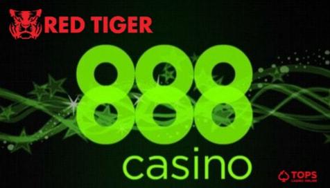Las slots de Red Tiger llegan a 888casino y las de IsoftBet a Paf