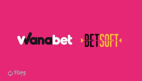 Wanabet amplía su oferta con las slots de Betsoft