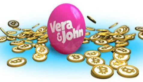 ビットコインでの入金をお考えなら、Vera Johnカジノがお勧めです!