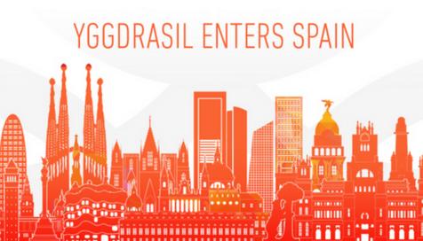 Las tragaperras de Yggdrasil Gaming llegan a España