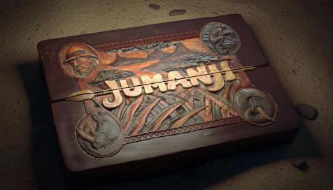 Pelaa Jumanji -peliä ja voita matka Havaijille