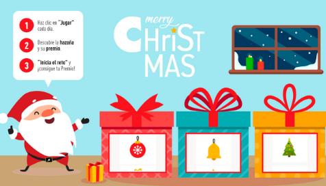 ¿Qué regalo tendrá el Papa Noel de Sportium hoy para ti?
