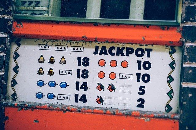 Största vinsterna kommer så klart från spelautomater med jackpottar
