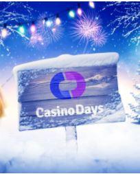 Festive Bonuses - Casino Days