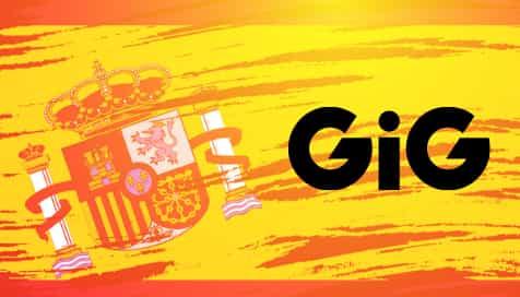 GiG consigue la licencia española de juego y apuestas