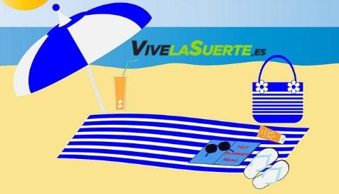 Disfruta del Sol de Agosto en VivelaSuerte.es
