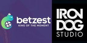 线上娱乐场Betzest 与顶级游戏开发商 Iron Dog Studio达成合作协议