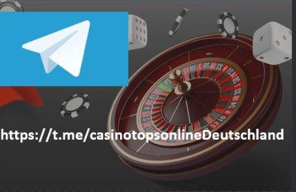 CasinoTopsOnline bei Telegram