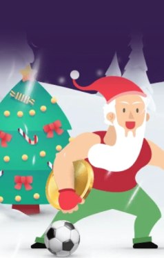 Betzest Casino joulukalenteri