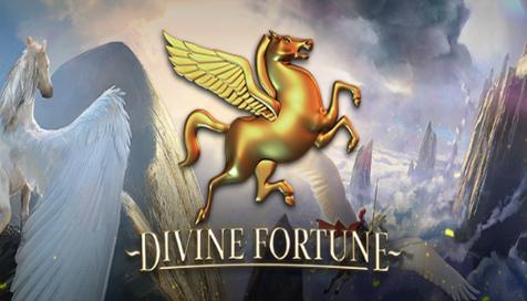 スウェーデンからDivine Fortuneで€131,546で勝利!!