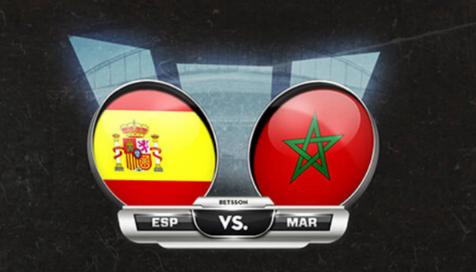 España vs. Marruecos: ¡Apoya a La Roja apostando Sin Riesgo en Betsson!