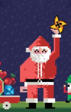 Otto Kasinon joulukalenteri