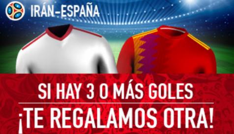 El Miércoles 20 ¡Vive El Mundial En Sportium!
