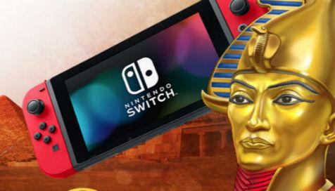 Voita Nintendo Switch -pelikonsoli NextCasinolta