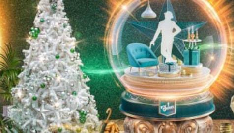 ¡Mr Green reparte YA regalos de Navidad!
