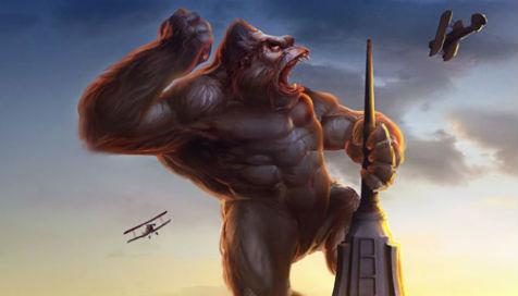 Osallistu King Kong Fury -kiekkokahinaan ja voita matka New Yorkiin