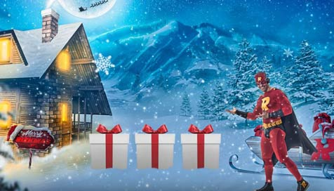 Unwrap Daily Rewards This Rizkmas at Rizk Casino