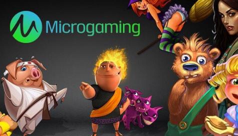 Los Juegos de Microgaming conquistan 888 casino