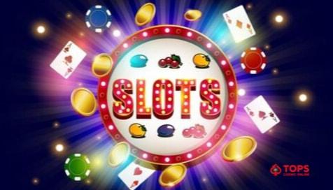 5 Razones de peso para amar las slots online
