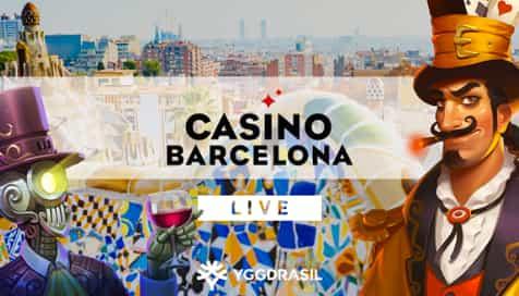 Yggdrasil debuta en España de la mano de Casino Barcelona